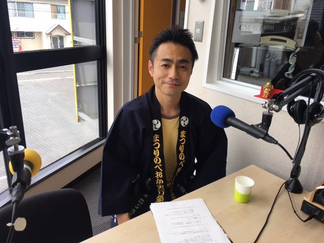 第41回まつりのべおか実行委員長    榎本雄介さんご出演!